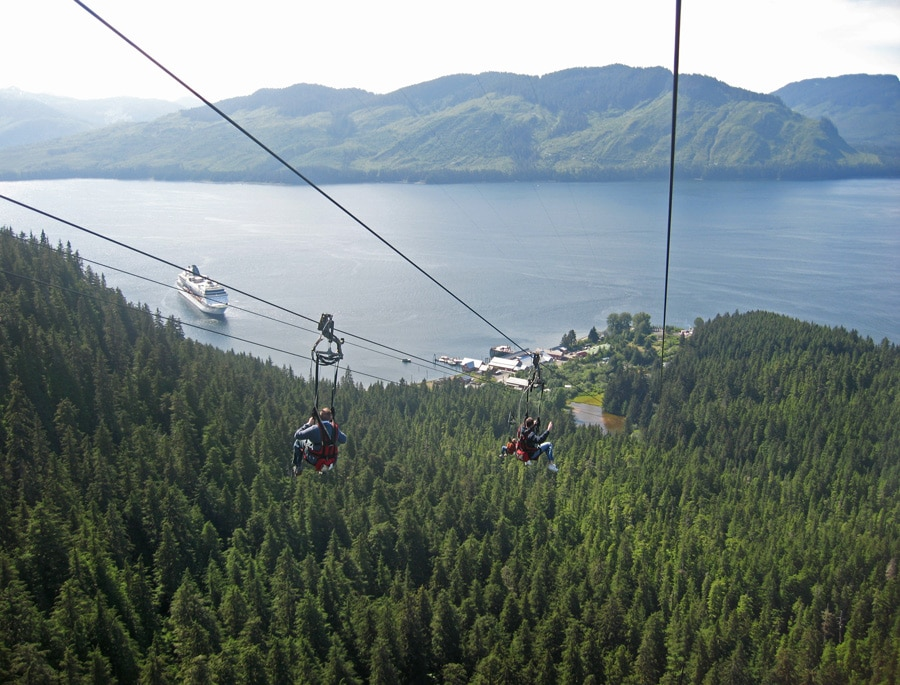 Scenic Mountain Ascent Amp World S Largest Ziprider Icy